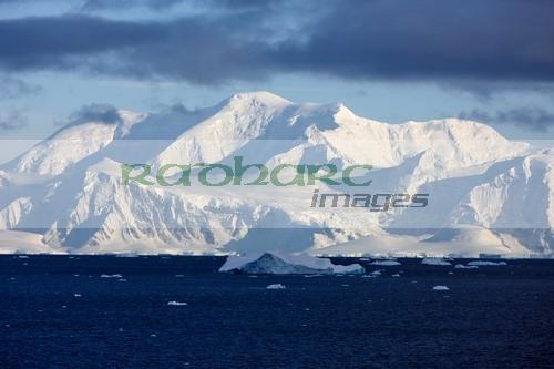 Neko Harbour Anvord Bay Antarctica