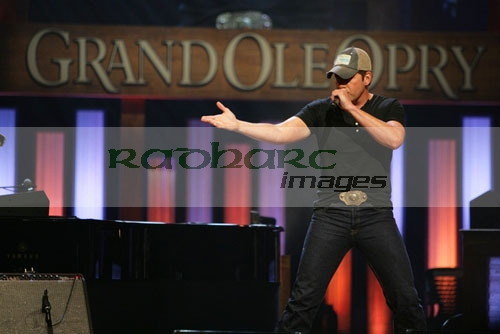 Rodney Atkins at the Grand Ole Opry Nashville Tennessee