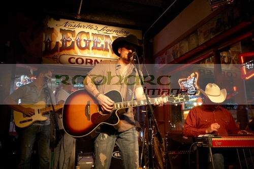 Matt Mason at Legends Corner
