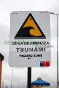 Tsunami-hazard-warning-zone-punta-arenas-Chile