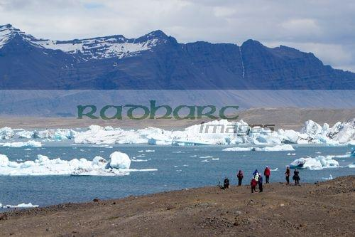 jokulsarlon glacial lake iceland