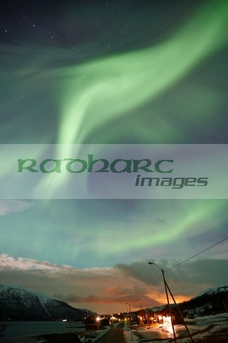 Aurora Borealis Northern Lights Norway