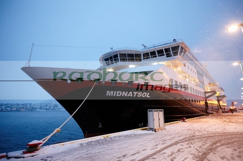 Hurtigruten MV Midnatsol