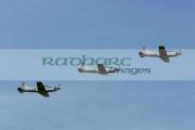 The-Irish-Air-Corps-Pilatus-PC_9-display-at-the-Newtownards-Air-Show,-County-Down,-Northern-Ireland.