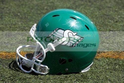 saskatchewan roughriders helmet