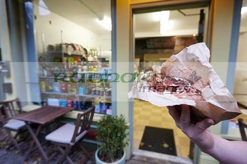 Cardero Bottega Reuben Sandwich