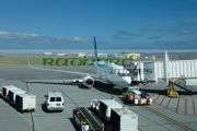 westjet-aircraft-at-St-Johns-international-airport-newfoundland-Canada