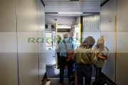 passengers-on-skybridge-boarding-aircraft-in-Canada