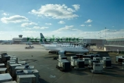 westjet-aircraft-at-terminal-3-toronto-pearson-international-airport-Canada