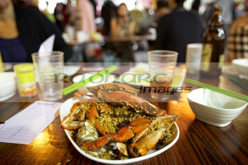 chinese spicy crab street cafe hong kong