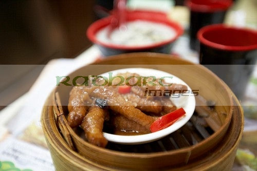 One Dim Sum Tim Ho Wan - chicken feet