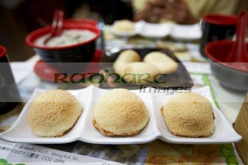 One Dim Sum Tim Ho Wan - pork buns
