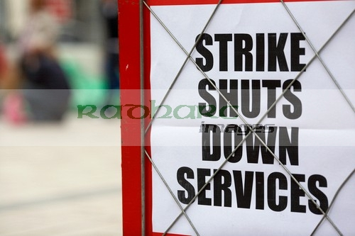 strike news