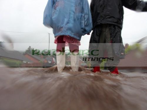 climate change flood image