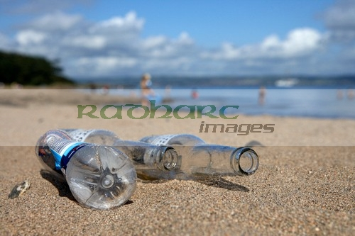 waste beach image