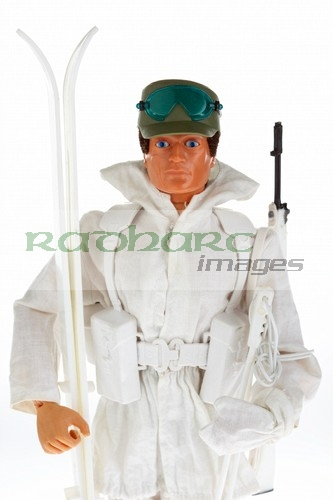 Action Man Royal Marines Arctic Warfare soldier
