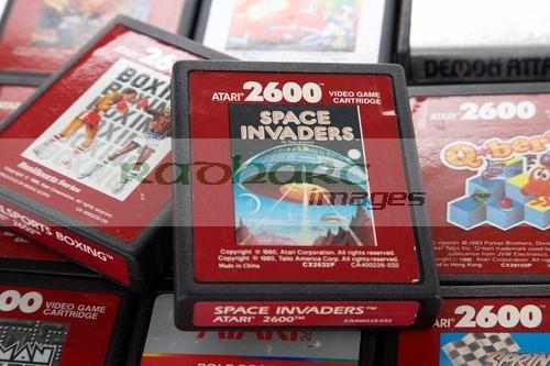 Video games - Atari 2600 games