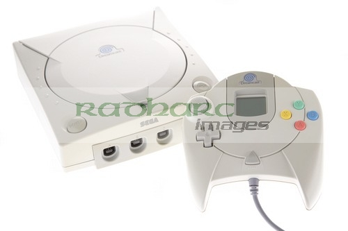Video games - Sega Dreamcast Console