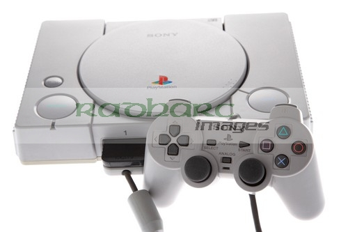 Video games - Playstation One PSOne console