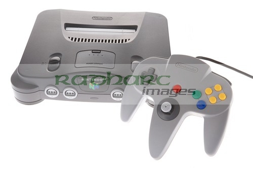 Video games - N64 Nintendo 64 console