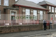 polling-station-in-newtownabbey-northern-ireland