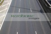 3-lane-surface-M2-motorway-in-county-antrim-northern-ireland