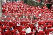 Santa world record