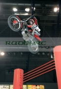 Jeroni-Fajardo-from-Spain-on-his-Gas-Gas-bike-in-action-over-the-high-jump-at-the-Belfast-round-the-Indoor-Trial-World-Championship,-won-by-Adam-Raga-from-Spain.