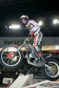 Current-World-Champion-Adam-Raga-from-Spain-on-his-Gas-Gas-bike-in-action-at-the-Belfast-round-the-Indoor-Trial-World-Championship,-won-by-Adam-Raga-from-Spain.