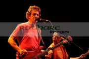 BELFAST,-UNITED-KINGDOM-_-JUNE-24:-Lou-Reed-performs-with-his-band-at-Belfast-Waterfront-on-June-24,-2008-in-Belfast,-Northern-Ireland