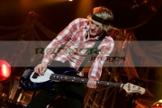 Dougie-Poynter-McFly-performs-onstage-at-the-Odyssey-Arena-in-Belfast-Northern-Ireland-Editorial-Use-Only