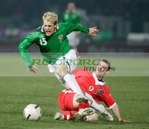 Northern Ireland v Wales