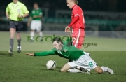 Ivan-sproule-goes-to-ground-under-tackle-from-david-coterill-at-an-international-friendly-football-match-between-Northern-Ireland-Wales-at-Windsor-Park-6th-February-2006