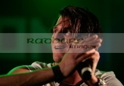 Jonas-Altberg-Basshunter-performs-at-the-Revolution-Dance-Event,-BELFAST,-UNITED-KINGDOM-_-MARCH-19: