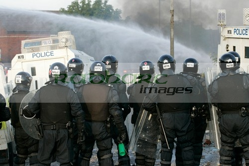 Ardoyne Riots