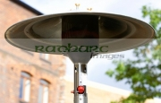 top-outdoor-gas-heater-outside-pub-restaurant-in-Cathedral-Quarter-in-Belfast-City-Centre