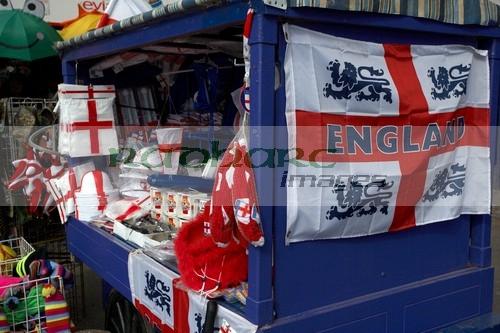 england stall