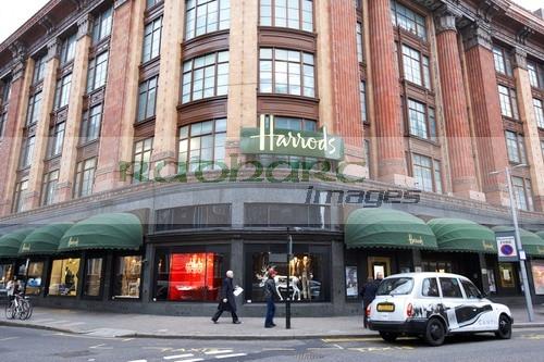 Harrods Knightsbridge, London