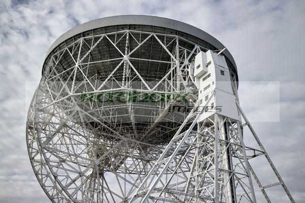 The Lowell radio telescope Jodrell Bank
