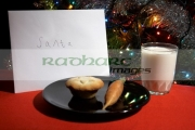 childs-letter-to-santa-left-out-on-christmas-eve-with-mince-pie-carrot-glass-milk-in-front-christmas-tree
