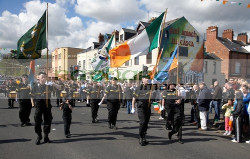 Falls Road Easter Rising Commemoration