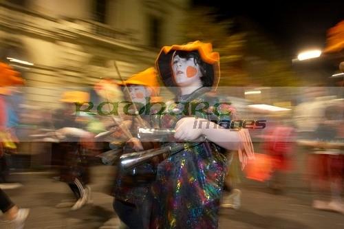 Halloween in Ireland - halloween in Derry