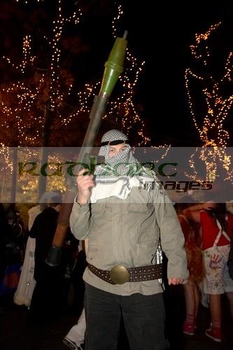 Halloween in Ireland - al quaeda branch of halloween