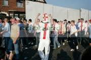 loyalists-marching-on-crumlin-road-at-ardoyne-shops-belfast-12th-July-2005