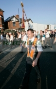 loyalists-with-sash-marching-on-crumlin-road-at-ardoyne-shops-belfast-12th-July-2005