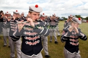 members-loyalist-flute-band-playing-during-12th-July-Orangefest-celebrations-in-Dromara-county-down-northern-ireland