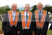 three-loyal-orange-lodge-245-orangemen-during-12th-July-Orangefest-celebrations-in-Dromara-county-down-northern-ireland