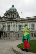 Young-boy-dressed-as-leprechaun-standing-outside-Belfast-City-Hall-on-St-Patricks-Day-2007