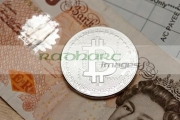 bitcoin-virtual-currency-real-coin-with-british-pounds-sterling-cheque
