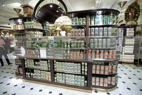 Harrods Tea Hall